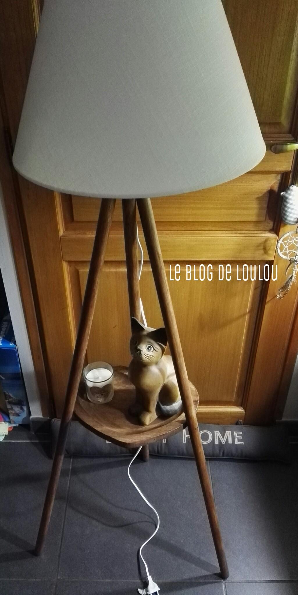fabriquer lampe de chevet great que ce soit une. Black Bedroom Furniture Sets. Home Design Ideas