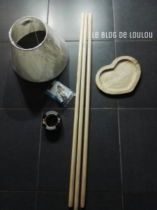 tutoriel bricolage lampe scandinave le blog de loulou. Black Bedroom Furniture Sets. Home Design Ideas